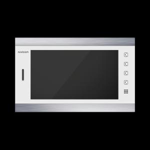 """ВИДЕОДОМОФОН MAGIC 10 WHITE DARK HD - 10.1"""" монитор HD домофона с записью"""