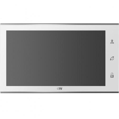 Цветной монитор CTV-M4105AHD с сенсорным управлением, функцией видеопамяти