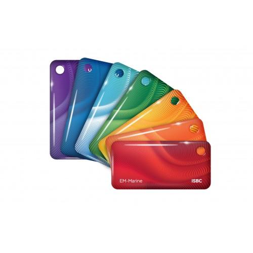 Бесконтактный RFID-брелок ISBC® EM-Marine