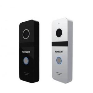 NOVIcam FANTASY SILVER BLACK Вызывная панель видеодомофона