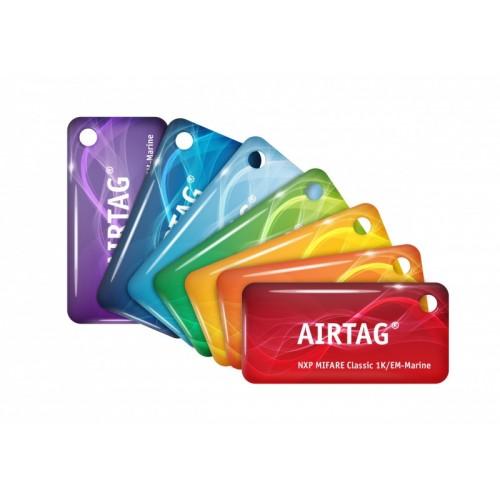 Комбинированный RFID-брелок AIRTAG Em-marine+Mifare Classic 1K Standard