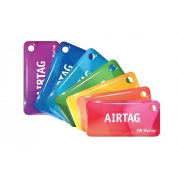 Чип-брелок AIRTAG (стандарт 7 цветов без логотипа)